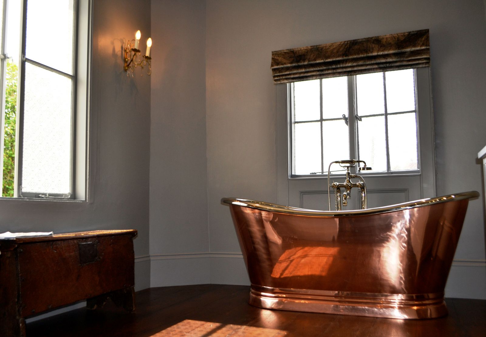 Vintage Bathrooms In Period House Kitchen Tile And Bathroom Gallery