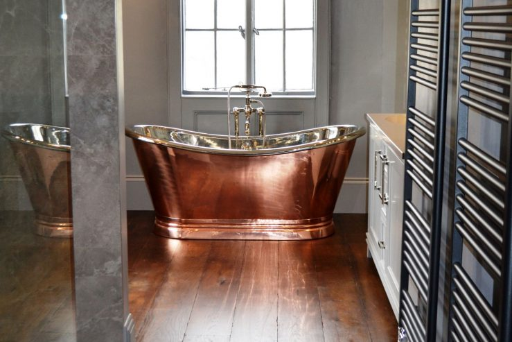 Vintage Bathrooms in period House | Kitchen, Tile and ...