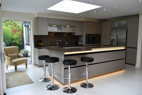 A recent Stratford on Avon Kitchen