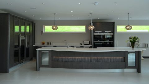 Stunning Stoneham kitchen